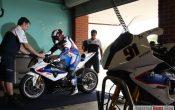 BMW Motorrad Motorsport - WSBK - Wintertestfahrten - Eastern Creek (4)