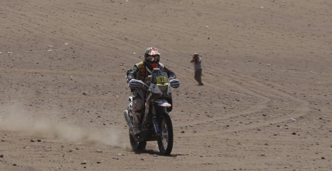 Dakar 2011 - Etappe 5 (1)