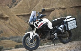 Yamaha XT1200Z Competition White 2011 (1)