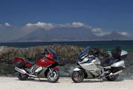 Video-Test BMW K 1600 GT und GTL