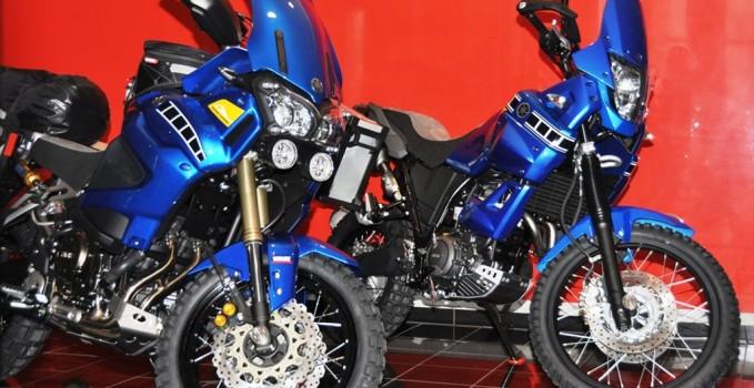 Yamaha XTZ Worldtraveller