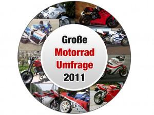 Die Besten Motorräder aller Zeiten: Große Umfrage 2011