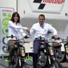 Yamaha übergibt Elektro-Roller EC-03 an Dorna