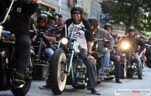 600.000 Fans bei den Hamburg Harley Days 2011