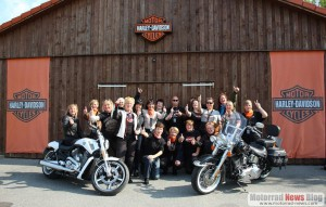 Harley-Davidson Fleesensee: Rückblick Fahrtraining Frauen