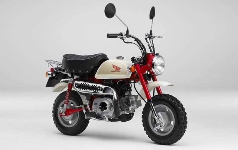 Honda Z 50M von 1967: Mini-Bike mit Kultstatus.