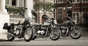 Triumph: Motorstartverhalten der Zweizylinder verbessert