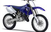 Yamaha YZ125LC 2012