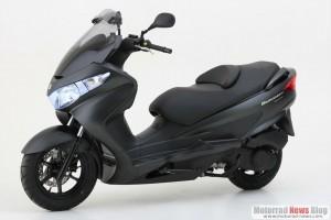 Suzuki Sondermodell Burgman 125