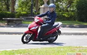 Honda Scooter Vision 110 2012 (2)