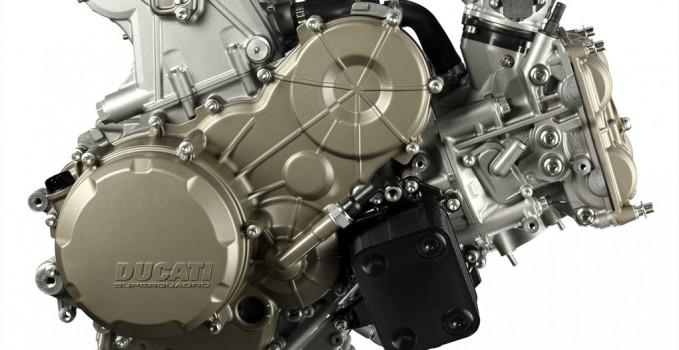 Ducati 1199 Panigale Superquadro Motor-4