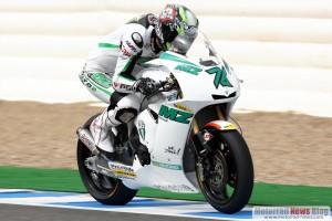 MZ Moto2 2012: ohne Neukirchner und West?