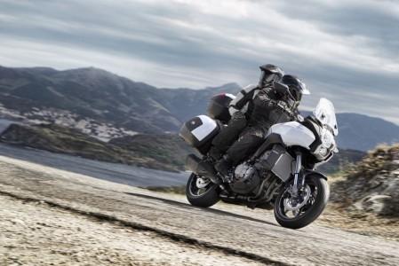 Kawasaki Versys 1000 - Ab Januar 2012 im Handel