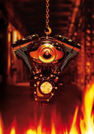 Harley-Davidson TwinCam_96 Motor