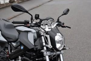 BMW F 800 R Urban - Umbau von Moto Mader