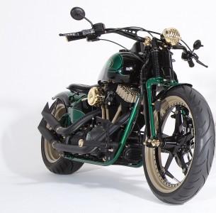 Harley-Davidson Jever Bikes 2012