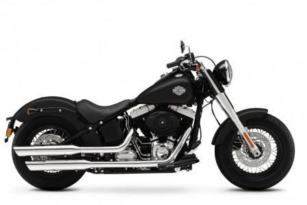 Harley-Davidson Softail Slim - Black Beauty