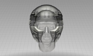 AVG-Dainese PistaGP Helm Details 2012 (10)