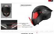 AVG-Dainese PistaGP Helm Details 2012 (18)