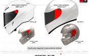 AVG-Dainese PistaGP Helm Details 2012 (19)