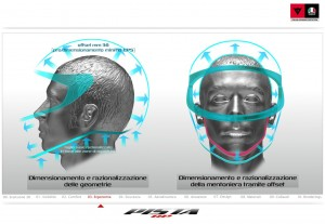 AVG-Dainese PistaGP Helm Details 2012 (4)