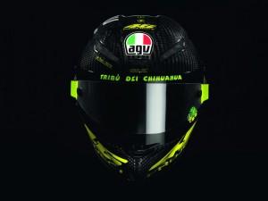 AVG PistaGP MotoGP Helm Valentino Rossi 2012 (2)