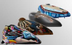 Harley-Davidson Art of Custom Gewinnspiel