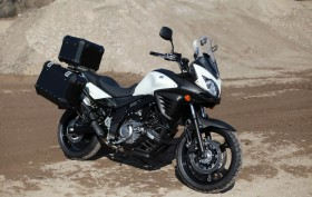 Suzuki V-Strom 650 ABS Traveller PLUS 2012 (1)