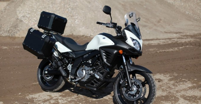 Suzuki V-Strom 650 ABS Traveller PLUS 2012 (1)