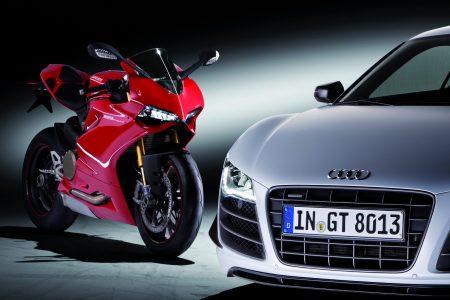 VW/Audi kauft Ducati für 860 Millionen Euro