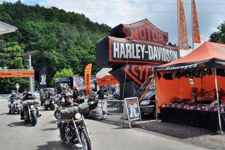 Harley-Davidson Edersee-Meeting 2012