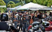Harley Fans unter sich, schön wenn eine Marke fremde Menschen verbindet.