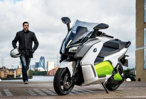 BMW C evolution Scooter 2012 (4)