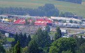 Sachsenring - Blick auf den Sachsenring 06