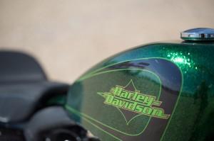 Harley-Davidson Hard Candy Custom Lack 2013-1