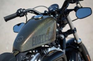 Harley-Davidson Hard Candy Custom Lack 2013-2