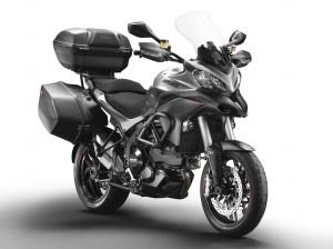 Ducati Multistrada 1200S Granturismo 2013