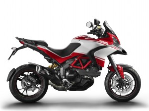 Ducati Multistrada 1200S PikesPeak Modell 2013
