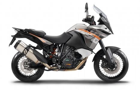Intermot 2012: KTM präsentiert neue 1190 Adventure