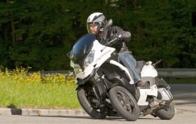 Dreirad-Roller Quadro 350 D (1)