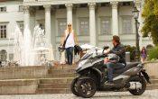 Dreirad-Roller Quadro 350 D (7)