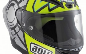 AGV Limited Edition CORSA Helm 2013 (1)