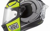 AGV Limited Edition CORSA Helm 2013 (3)
