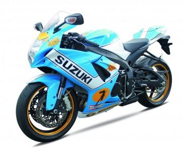 Suzuki GSX-R 2013 Barry Sheene Edition