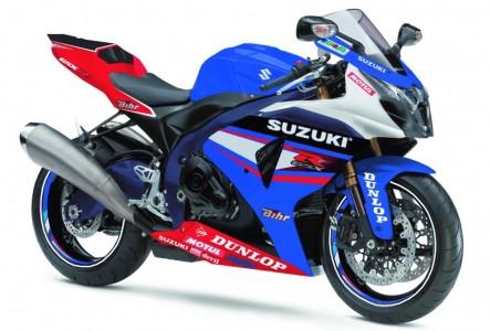 Suzuki GSX-R 2013 SERT Edition