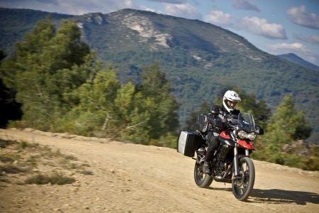 Triumph Tiger 800 XC Dauertest Motorrad 2