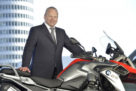 Stephan Schaller, Präsident BMW Motorrad