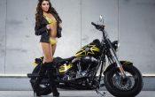 Rockstar Energy Harley-Davidson Girls-10