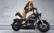 Rockstar Energy Harley-Davidson Girls-9