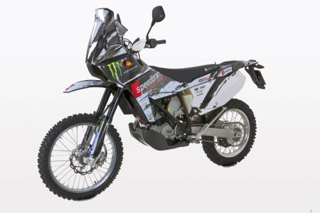 Speebrain 450 Rally Production Racer 2013-1